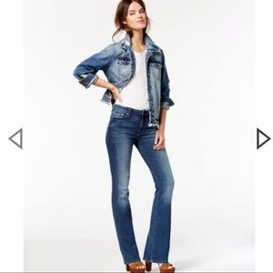 7 For All Mankind Bootcut Jeans - 25